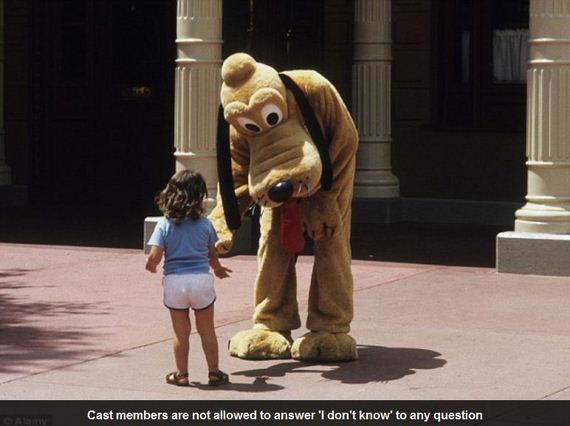 10 secret rules of working in Disney's Magic Kingdoms