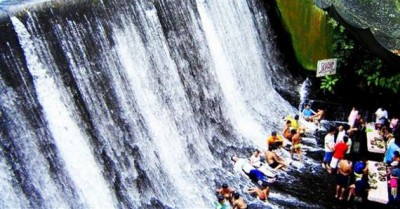 Don't Go Chasing Waterfalls? Forget That. They're the Perfect Lunch Spot!