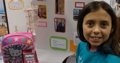 This 11-Year-Old Cancer Survivor Has Invented Something Incredible For Those Still Battling