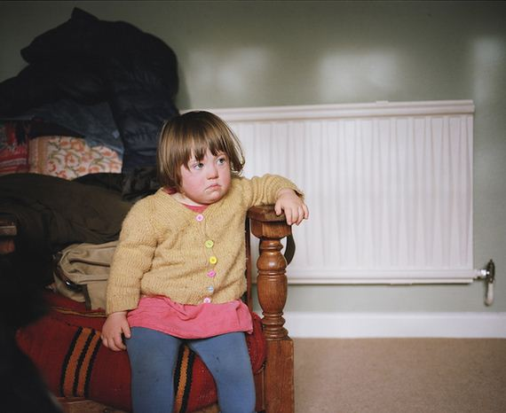 These Beautiful Portraits Are Of A Very Special Girl With Down Syndrome. She Is Stunning.