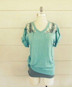02T-Shirt Refashion-Tutorials