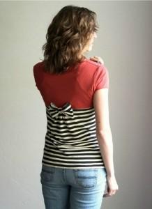03T-Shirt Refashion-Tutorials