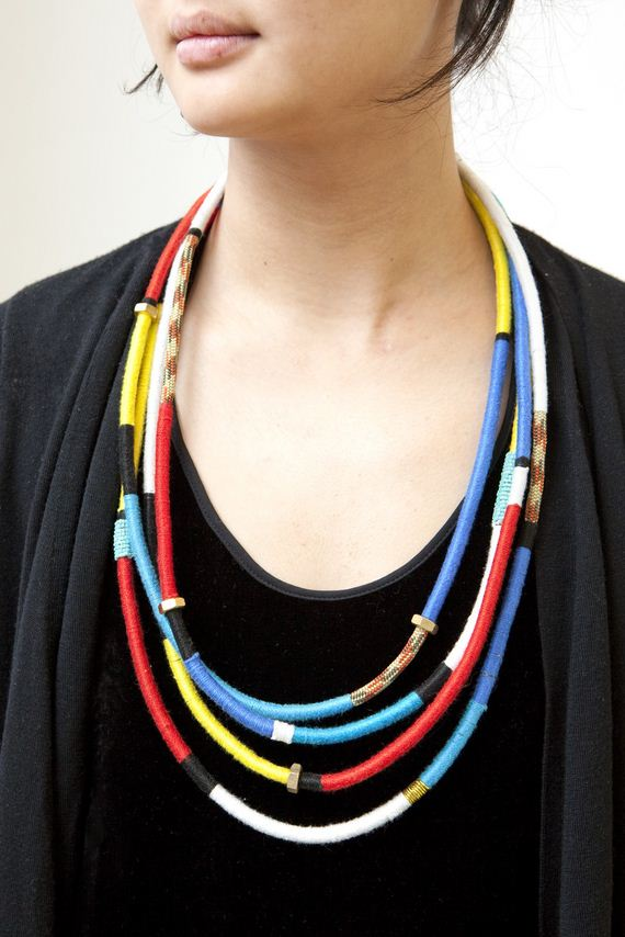 05-Beautifully-Colorful-DIY-Necklaces