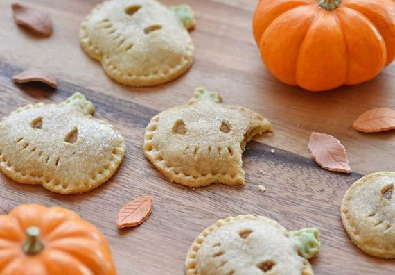 Delicious Pumpkin Sweet Treats