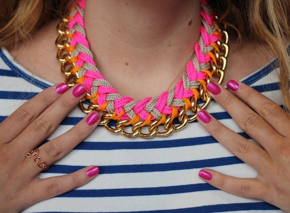 14-Beautifully-Colorful-DIY-Necklaces