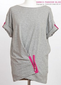 17T-Shirt Refashion-Tutorials