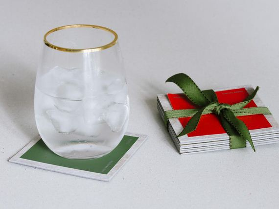 Amazing Easy-to-Make DIY Coasters