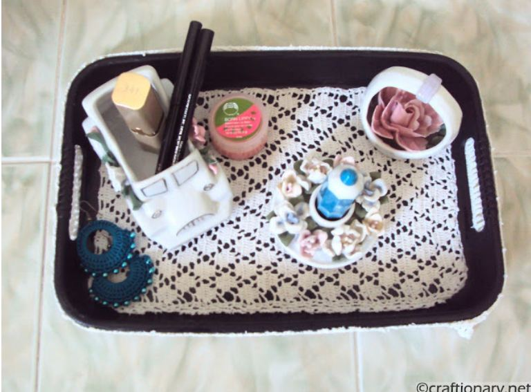 Amazing Decorative DIY Trays