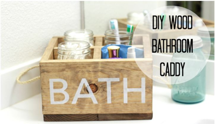 Awesome Bathroom Organization Projects and Ideas