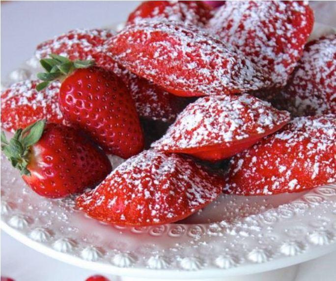 Delecious Strawberry Dessert Recipes