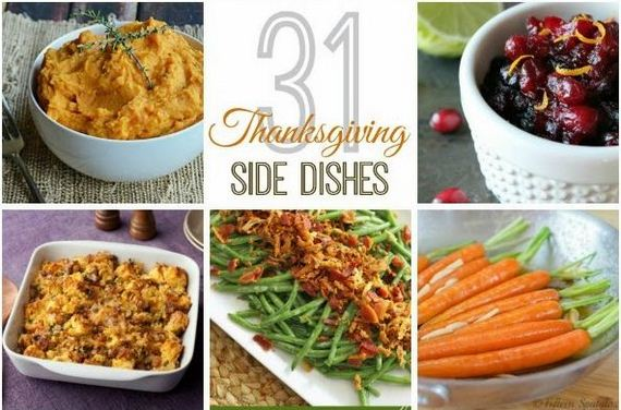 Amazing Thanksgiving Side Dishes