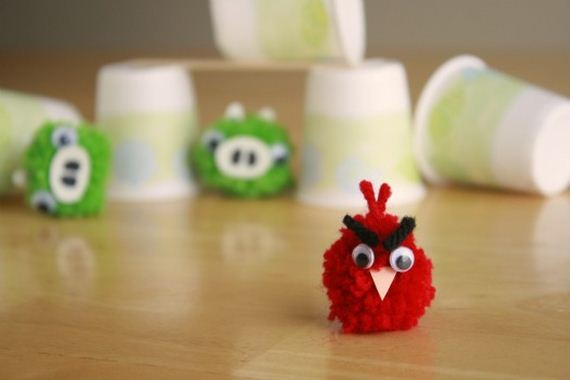 Cool Angry Birds Crafts and Party ideas