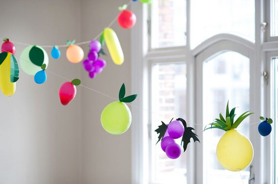 Balloon Decor DIYs for Your Shower Celebrations