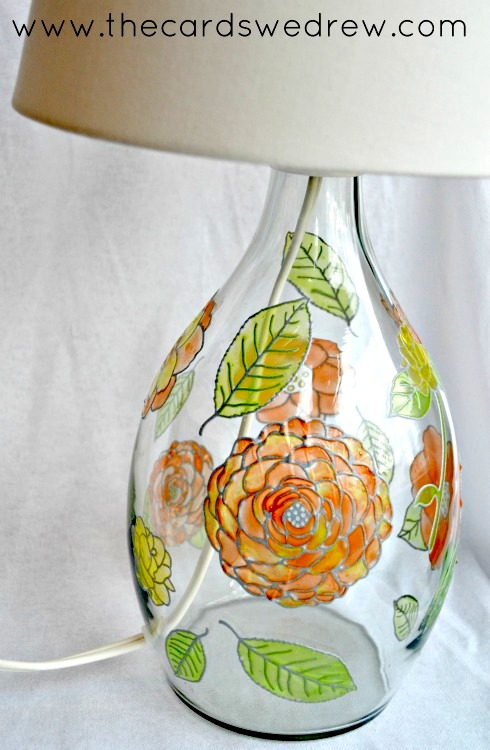 Awesome Glass Painting Projects Diy Glass Paint