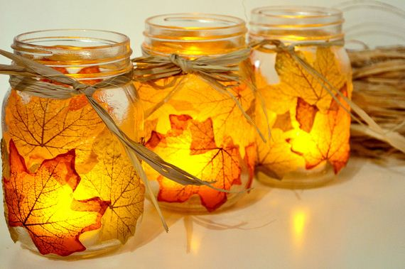 The Best DIY Fall Leaf Projects