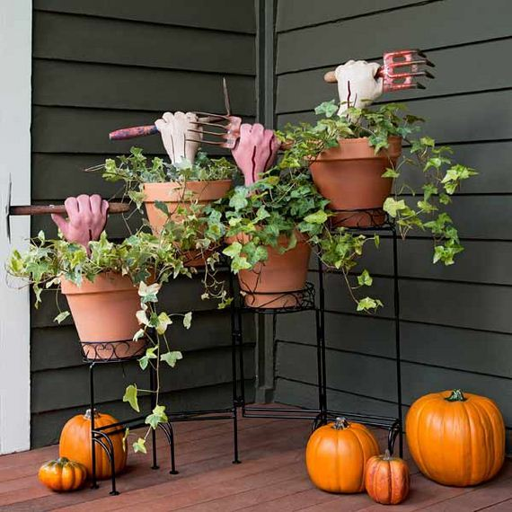 Halloween DIY Outdoor Decor!
