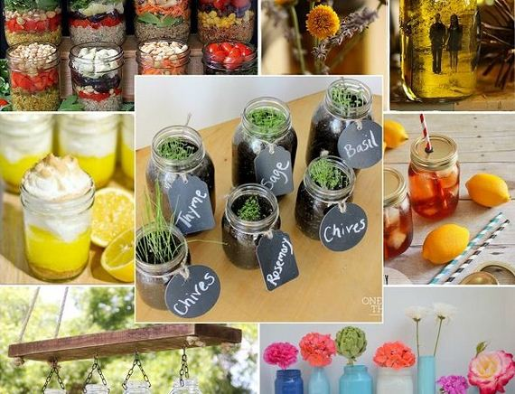 Creative Mason Jar Projects