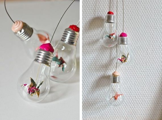 Amazing Light Bulb Crafts