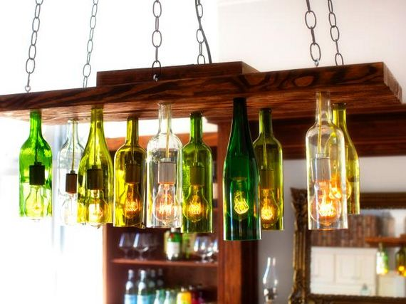 DIY Chandeliers For Parties
