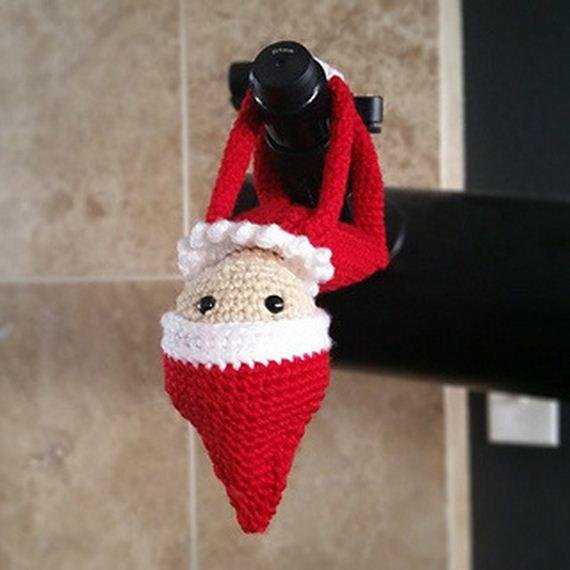 Diy crochet elf on the shelf tutorial