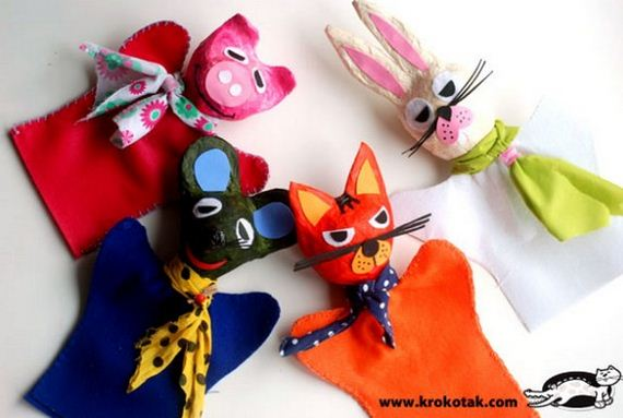 Amazing Recycling Crafts for Kids
