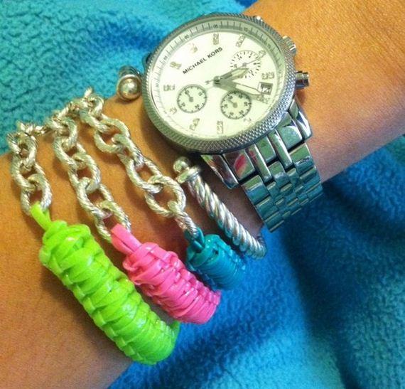 Creative Gimp Bracelets