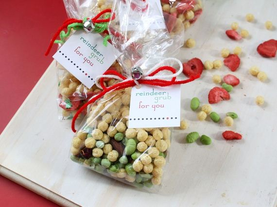 DIY Holiday Party Favors Ideas