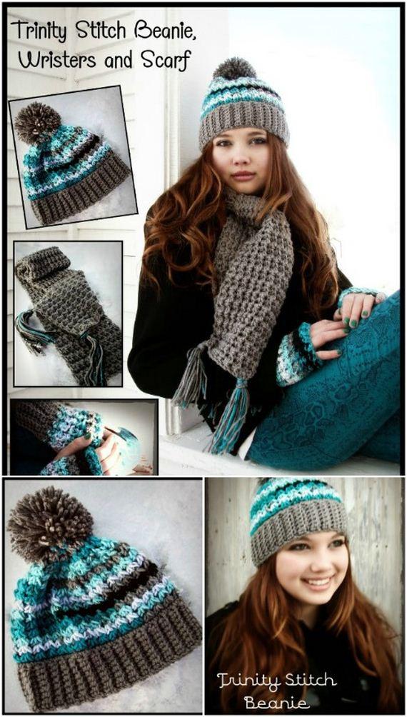 Amazing Crochet Hats To Looking Good and Keep You Feeling Warm
