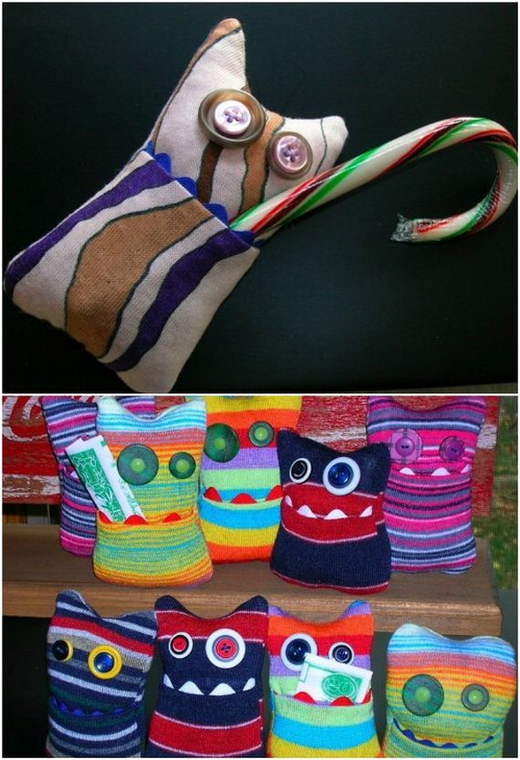 10-Sock-Toys