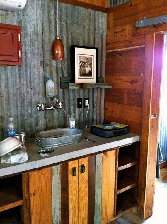 awesome simple rustic bathroom designs pictures - best image 3d