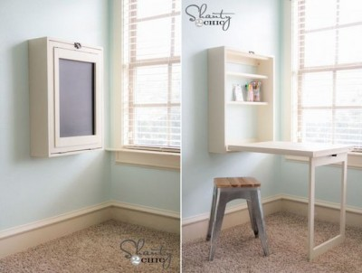 Awesome DIY Project Ideas For Small Spaces