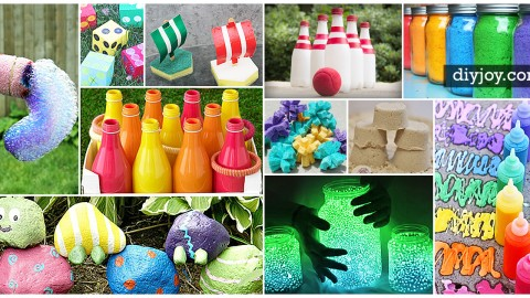 Cool Fun Outdoor Crafts for Kids