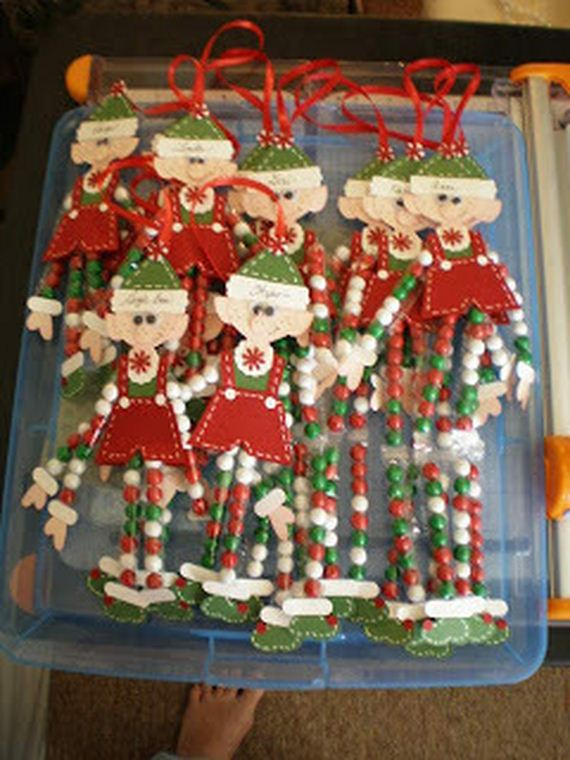 Christmas Candy Craft Ideas Part - 46: 43-Back-Yard-elf