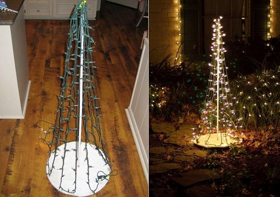 Awosme DIY Christmas Tree Project Ideas