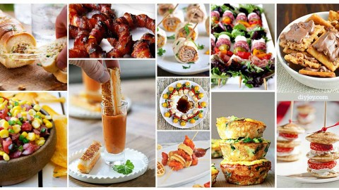 Awesome DIY Party Food Ideas