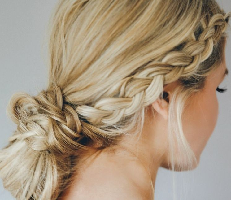 Hairstyles for Christmas Morning