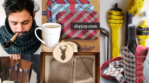 Cool DIY Gifts for Men