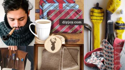 Cool DIY Gifts for Men