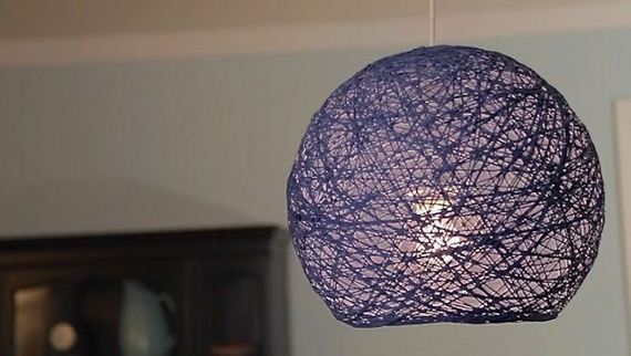 Cool DIY Lampshades