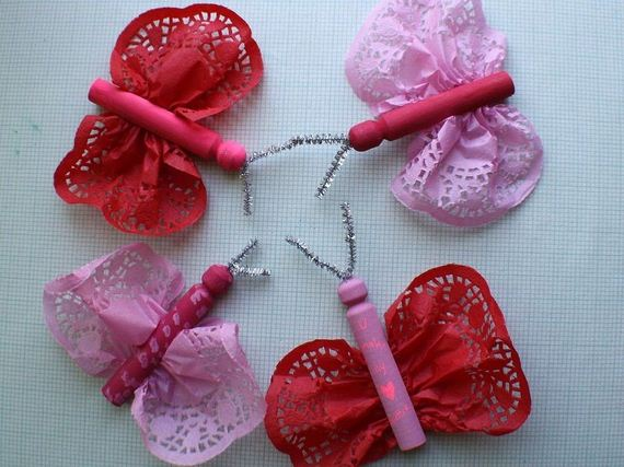 Easy Valentine's Day DIY Craft Ideas