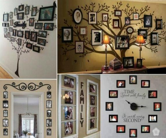 Great Family Photo Art Ideas