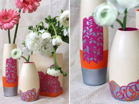 Amazing DIY Flower Vases
