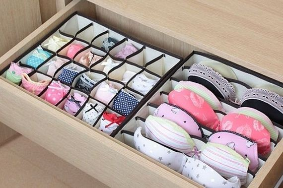 Awesome Drawer Organization Ideas