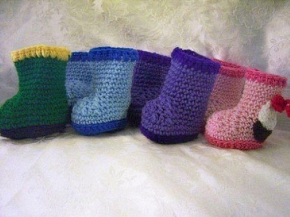 07-diy-free-crochet-baby-booties