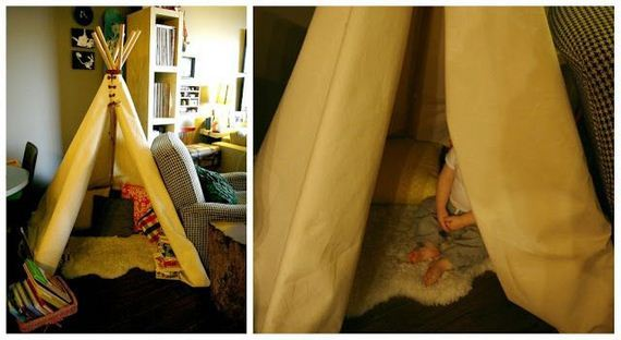 Awesome Teepee DIY Projects