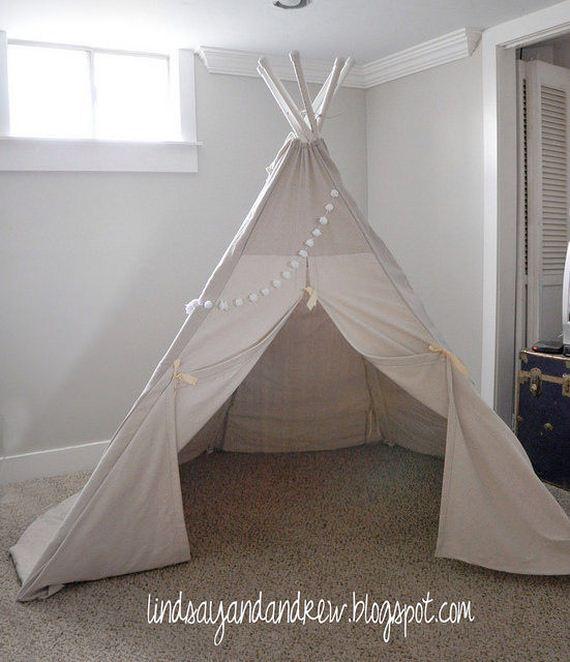 10-DIY-Amazing-Teepee-Tutorial-For-Kids