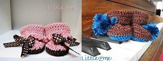 10-diy-free-crochet-baby-booties