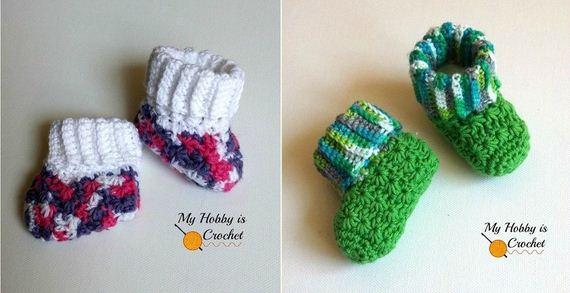 11-diy-free-crochet-baby-booties