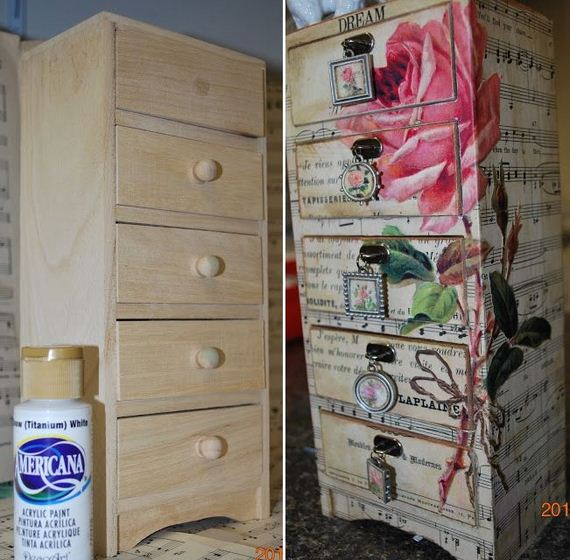 Cool Diy Decoupage Projects
