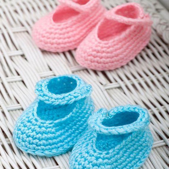 12-diy-free-crochet-baby-booties